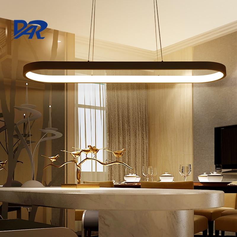 ⊹Minimalism Acrylic+aluminum Modern Led Pendant Lights For