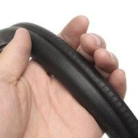 Waterproof Seal Strip Anti Noise Rubber Seal Car Door Trunk Lip Edge Protector Strip 5M Fashion Brand New High Quality