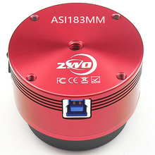 ZWO ASI183MM tek renkli astronomi kamera ASI planet güneş ay görüntüleme/kılavuz yüksek hızlı USB3.0