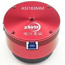 Монохромная астрономическая камера ZWO asi183 мм ASI, Планетарная Солнечная Лунная визуализация/гидирование/высокая скорость USB3.0