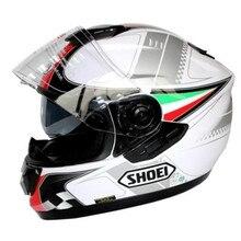 Droga kask kask motocyklowy kask kask motocyklowy GT-powietrza z dwoma obiektywami, Capacete