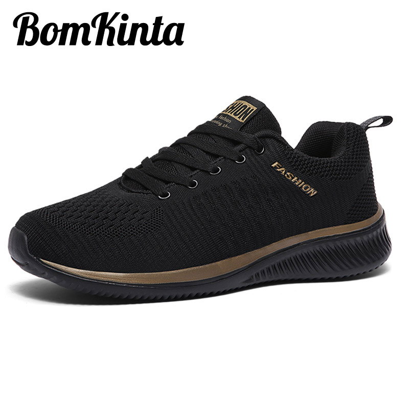 Precise Bomkinta Hot Sale Men Vulcanized Shoes High Quality Breathable Anti-slippery Couple Walking Leisure Shoes Male Footwear Size 45 Products Hot Sale Shoes