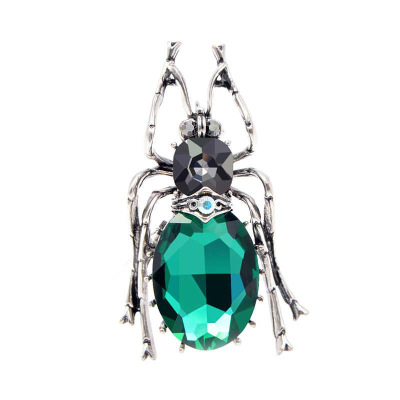 Cindy Xiang 2 Warna Memilih Kaca Big Bug Bros untuk Wanita Vintage Gaya Keren Beetle Bros Fashion Perhiasan Baru 2018