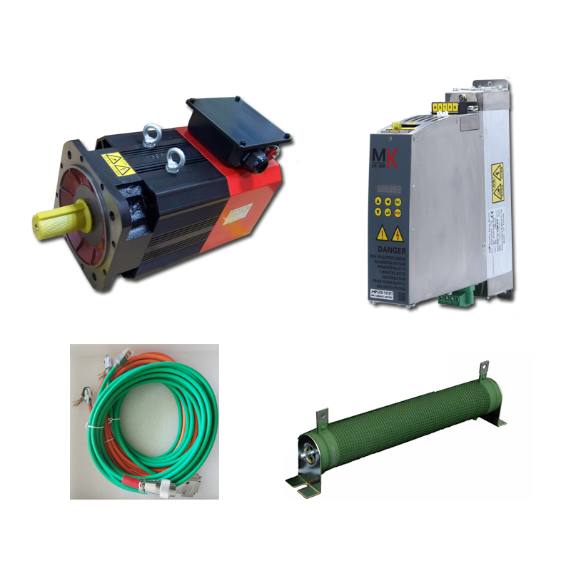 best price 7.5KW 8000RPM high speed spindle motor low speed spindle servo motor with spindle drive-in Machine Tool Spindle from Tools on Aliexpress.com ...