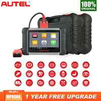 Autel MP808K Car Diagnostic Obd2 Scarnner Diagnostic Auto Key Coding OE-level Diagnostic Tool Batter Than Launch x431 pro