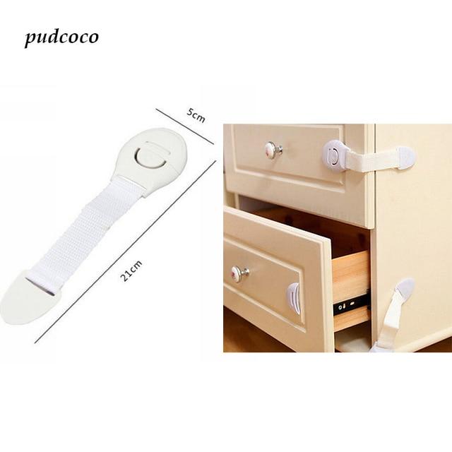 Kids Child Baby Pet Proof Door Fridge Cupboard Cabinet Drawer Straps Safety  Lock UK