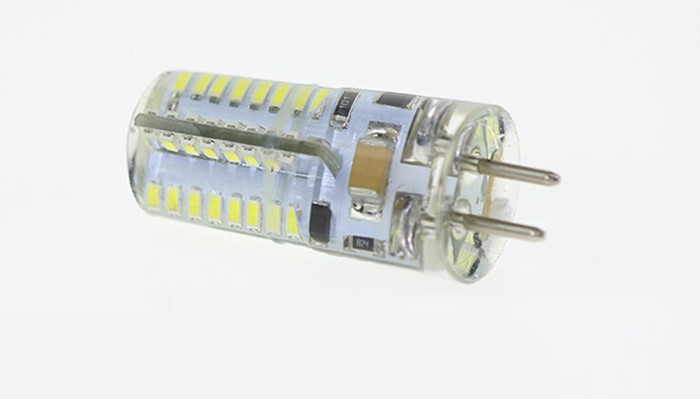 Energy Saving Efficient Led Gu5 3 12v Silica Gel Led G5 3 Ac12v
