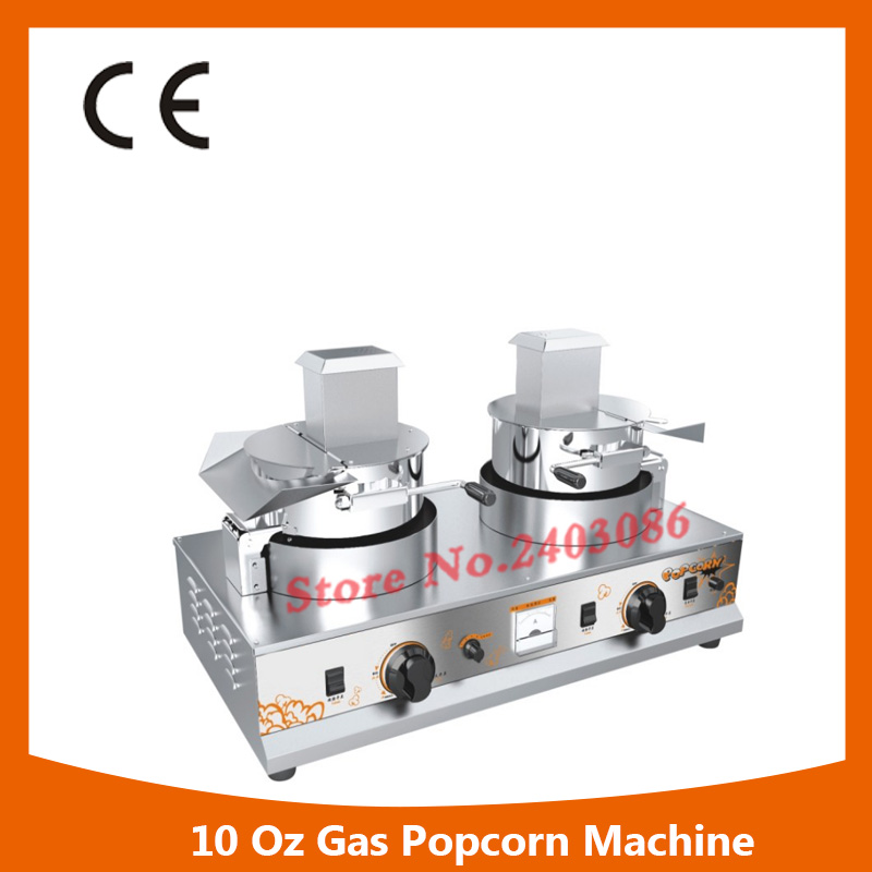 KW-GP02 high quality 10Oz gas corn popcorn maker machine  popcorn making machine for commercial use pop 06 economic popcorn maker commercial popcorn machine with cart