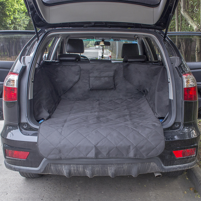 Car Trunk Mat Oxford Waterproof Pet Dog Cat Carrier Cargo Liner Cover Pad Pet Blanket Cover Mat Protector SUV Pet BarrierCar Trunk Mat Oxford Waterproof Pet Dog Cat Carrier Cargo Liner Cover Pad Pet Blanket Cover Mat Protector SUV Pet Barrier