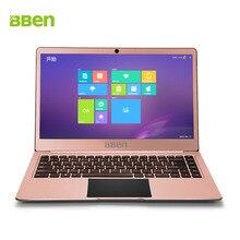 Bben N14W Intel Apollo Lake CeLeron N3450 1920*1080FHD 4G+64G RAM/Emmc Rom Ultrabook Laptop Computer gold pink/gray optional