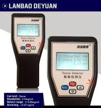 0.01 Resolución Precisa Medidor De Ozono Portátil Detector de Ozono