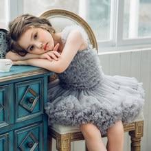 Celveroso Princess Girl Dress Summer Tutu Wedding Birthday Party Dresses For Girls Childrens Costume Kid