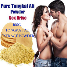 100g Tongkat Ali Extract Powder 200:1 for femal Male Enhancement Eurycoma longifolia Pasak Bumi 100 Gram Free Shipping (he00500)