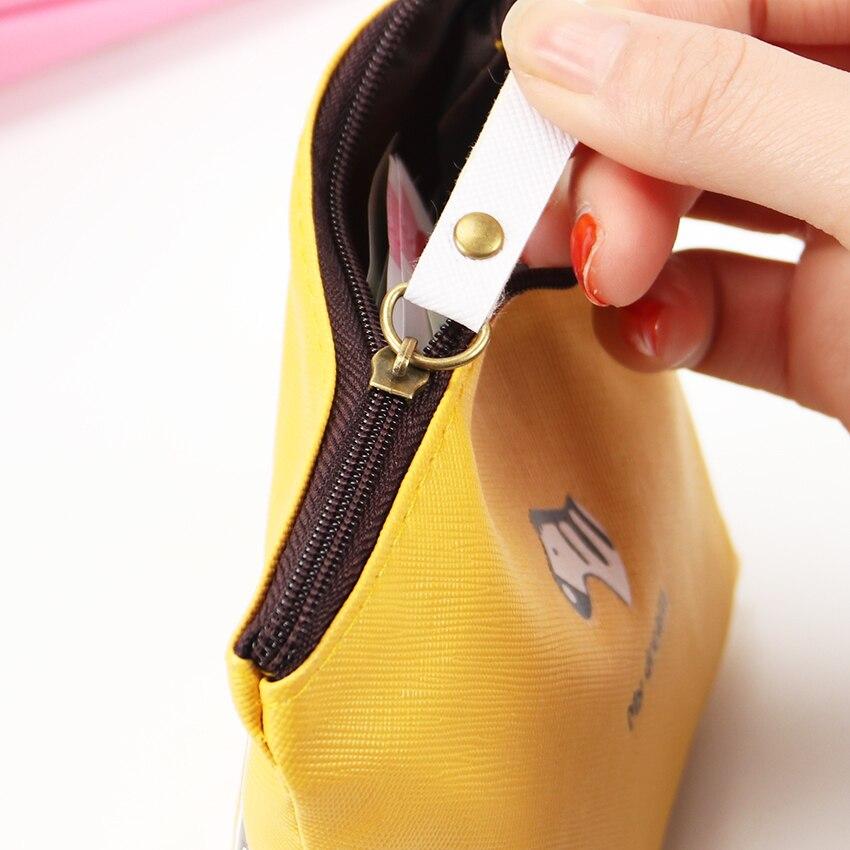 Mini Cartoon Animals Coin Purses Cute Wallet Small Zipper Money Bag Portable High Capacity Key Coin Purse Bag Gift