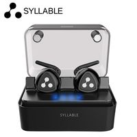 Syllable D900 Mini Portable Sport Running Headphone Bluetooth 4 1 Earphone With Mic For Iphone 5