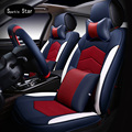 3D Car Seat Cover Sports Styling,pu Leather, Car-covers,Whole Surrounded Car Seat cushion,For Almost Sedan Interior Accessories
