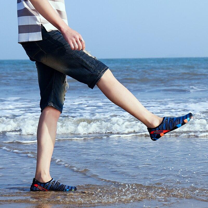 esportes aquáticos aqua sapatos de surf à