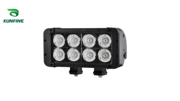 9 ~ 70 в/80 Вт светодиодный свет для вождения светодиодный рабочий свет бар светодиодный внедорожный свет для грузовика прицепа внедорожника т