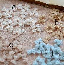 40 шт., аксессуары для бутика, тесьма, бант, кружево, цветы