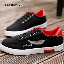 Male Fashion Comfortable Spring & Autumn Shoes Men Casual Street Shoes Man's Plus Size Canvas Shoes Chaussures Masculines E2696
