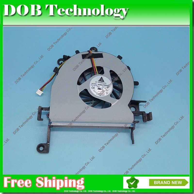Nova Fan para ACER Aspire 4738 4738G 4738ZG 4733 AB7305HX-GB3 D732 D728 D642 4733Z ZQ8B ZQ8C Laptop CPU Cooling fã
