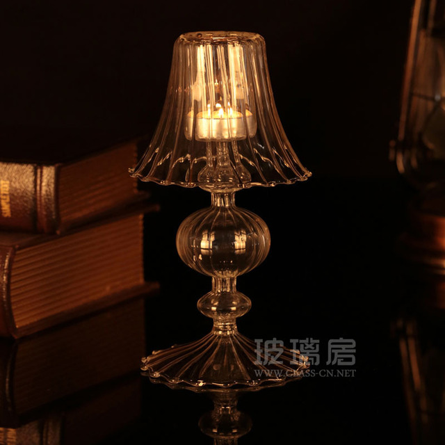 6pcs x reading room clear glass lamp tealight candle holders table 6pcs x reading room clear glass lamp tealight candle holders table centre wedding party christmas gift mozeypictures Gallery