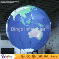 Free express inflatable earth globe inflatable balloon for geographic education / event decoration event toy
