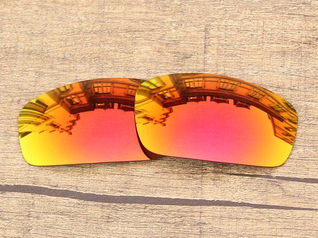 Aliexpress.com : Buy Polycarbonate Fire Red Mirror Replacement ...