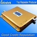 Pantalla LCD GSM Repetidor 900 1800 de Doble banda Repetidor de Señal GSM 900 1800 Amplificador Móvil GSM DCS Booster Teléfono Celular