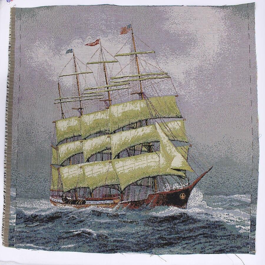 Patrón de vela de Lona Tela Tilda Coser Telas Patchwork Algodón Tejido Textiles