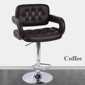 Computer lift chair PU leather rotating stool coffee red black green orange color free shipping 240337 ergonomic chair quality pu wheel household office chair computer chair 3d thick cushion high breathable mesh