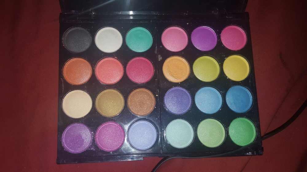 מקצועי 39 צבעים צלליות איפור ערכת צבעים קרן סומק קוסמטי שפתון כלים 998
