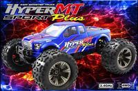 OFNA/HOBAO RC RACING The New 1/8 Hyper MTe plus Roller 80% Assembled Ford F 150 Violent wild Roller