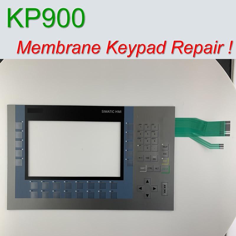 6AV2124 1JC01 0AX0 KP900 Membrane Keypad for SIMATIC HMI Panel repair do it yourself Have in