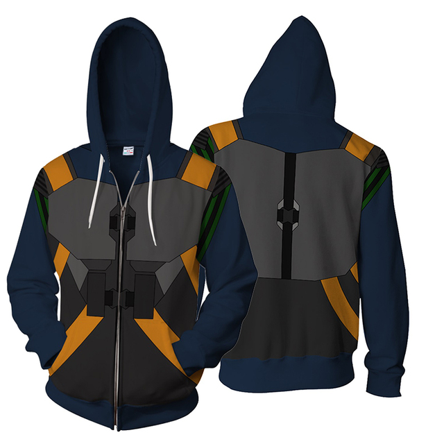 Funny Ahegao Zipper Hoodies Jacket Men Dragon Ball WhHoody Sweatshirt Plus Size Autumn Winter Pullover Tops Hip Hop Tracksuit