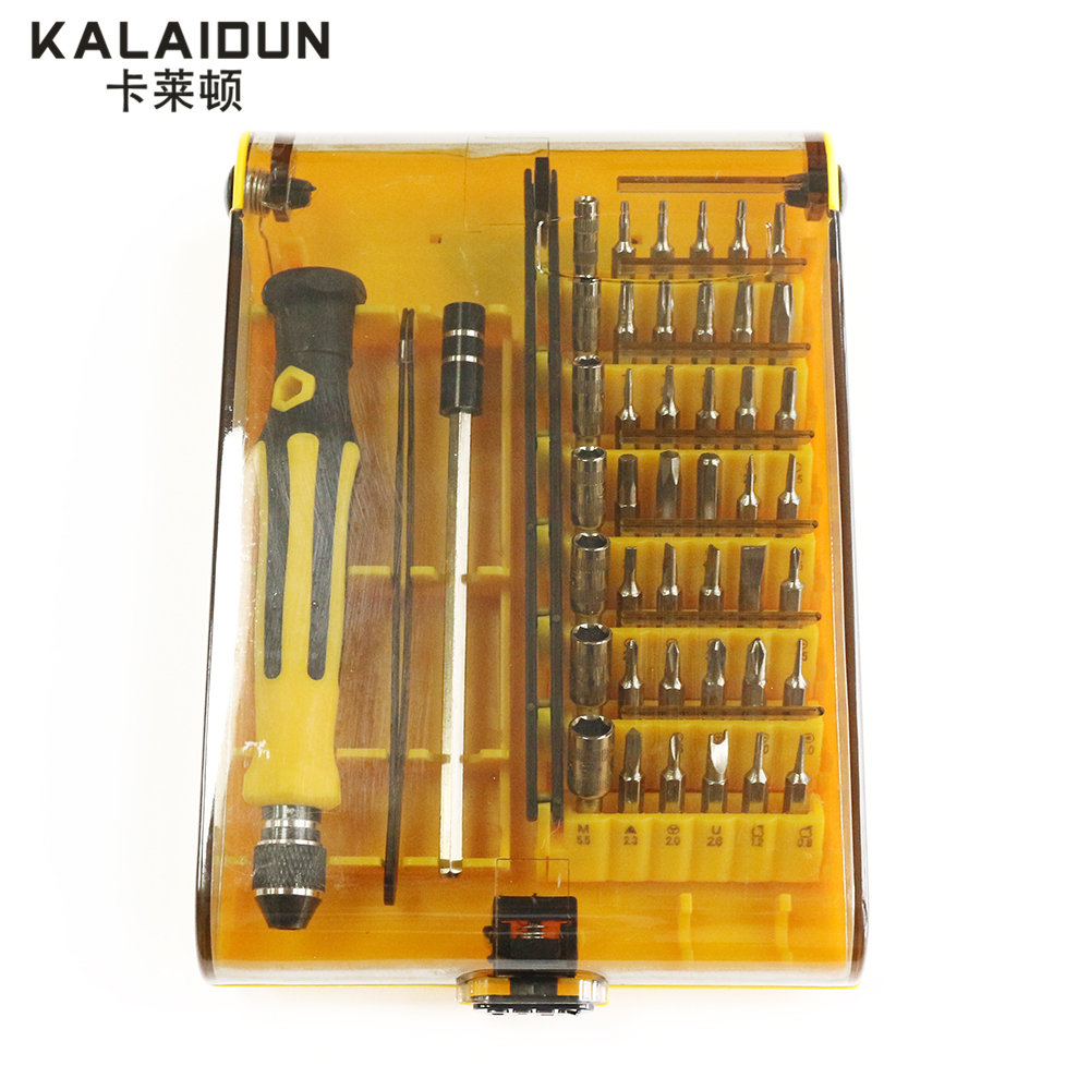 precision 45 in 1 electron torx mini magnetic screwdriver set hand tools kit opening repair. Black Bedroom Furniture Sets. Home Design Ideas