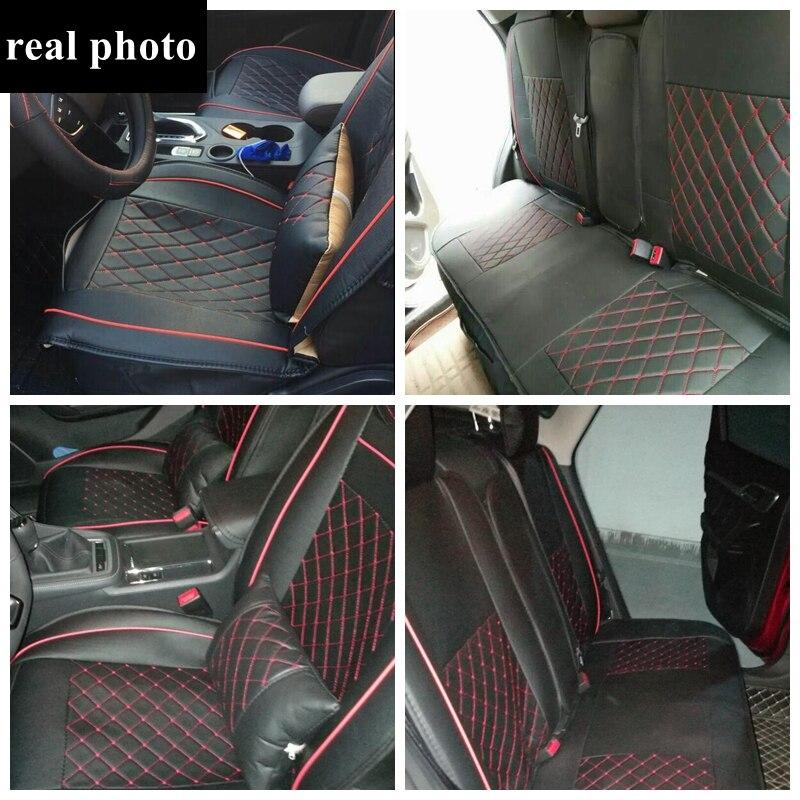 CM-B Universal Car Seat Covers Set for TOYOTA LAND CRUISER II III IV V VI VII
