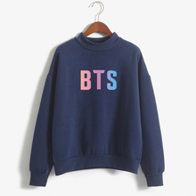 "BTS ""tri"" color sweatshirt sweater"