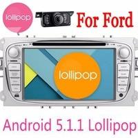 2016 Latest 1024 600 Quad Core Autoradio Central Multimedia Android5 1 For Ford Focus 2015 Car