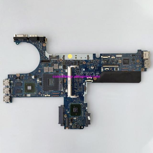 אמיתי 594026 001 KCL00 LA 4901P w N10M NS S B1 GPU QM57 מחשב נייד האם Mainboard עבור HP EliteBook 8440p סדרת מחברת מחשב