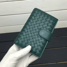 ISHARES New Fashion Genuine Leather Womens Wallets Classic Purses With Coin Pocket Standard Wallets Gifts IS1346
