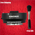 YONGNUO Smart Adapter  EF-E Mount for Canon EF Lens to Sony NEX Smart Adapter Mark III (Black) EF to E-Mount