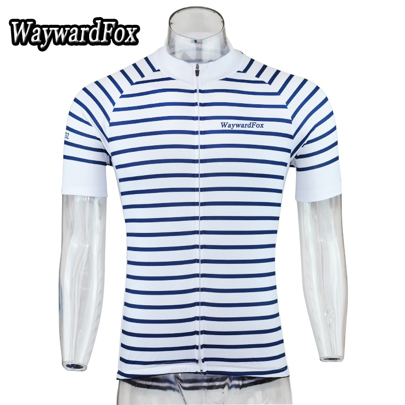 d1c6eb889 Buy blue cycling jersey stripes and get free shipping on AliExpress.com