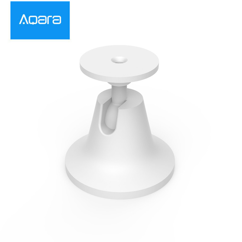 original Xiaomi Aqara Human Body Sensor Holder Stand 360 Degree Free Rotation Motion Sensor Base ONLY недорго, оригинальная цена