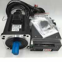 1500W NEMA42 Delta AC Servo Motor Drive Kit 1.5KW 7.16NM 2000rpm 130MM ASD-B2-1521-B ECMA-E21315RS with 3m Cable New