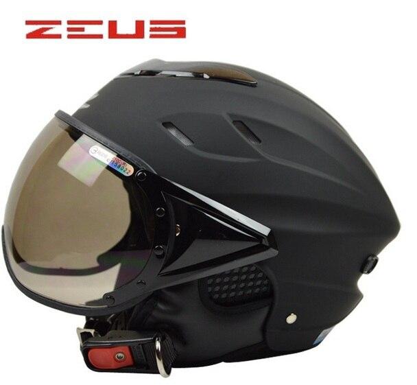 ZEUS Racing half helmet,electric bicycle Motorcycle ...