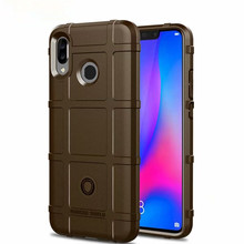 Rugged Shield Airbag Shockproof protective Phone Case for Huawei Nova 3i Soft Rubber Ultra thick Matte Cover 3