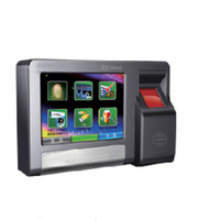 Log Capacity 100000 Finger Print Password And ID Card Door Access Control System