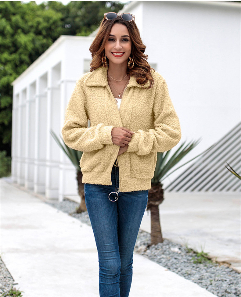 Moletom Kpop Real Moleton Feminino Inverno Women's Free Shipping 2019 Autumn And Winter European American Style Solid Color