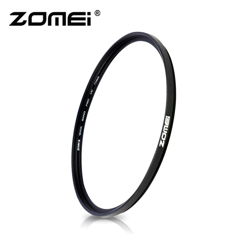 Zomei Camera Filter UltraViolet Slim UV Slim MCUV Filter Filtro 40.5 49 52 55 58 62 67 72 77 82mm Lens Protector For Canon Nikon